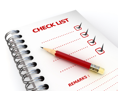 Your Website Checklist
