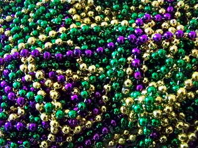 What Mardi Gras Beads can teach you about Advertising….